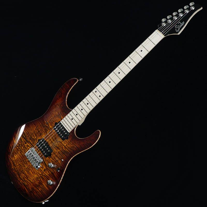 Suhr Guitars Japan Limited Model Pro Series Modern Pro Ash 510 HH Bengal Burst/Maple [#JS6D1F] 【PGC-OTHERS】