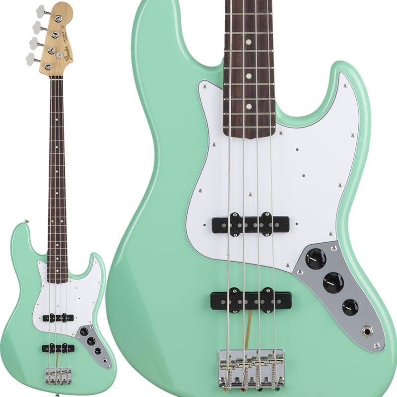 Fender Made in Japan Hybrid 60s Jazz Bass (Surf Green) [Made in Japan] 【ikbp5】
