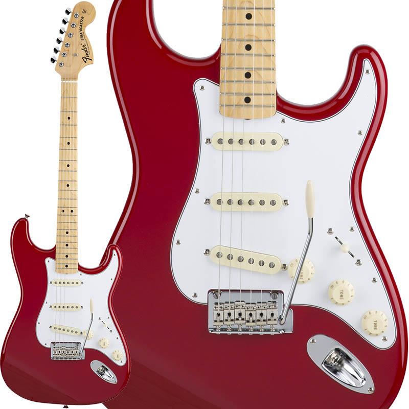 Fender Made in Japan Hybrid 68 Stratocaster (Torino Red) [Made in Japan] 【ikbp5】