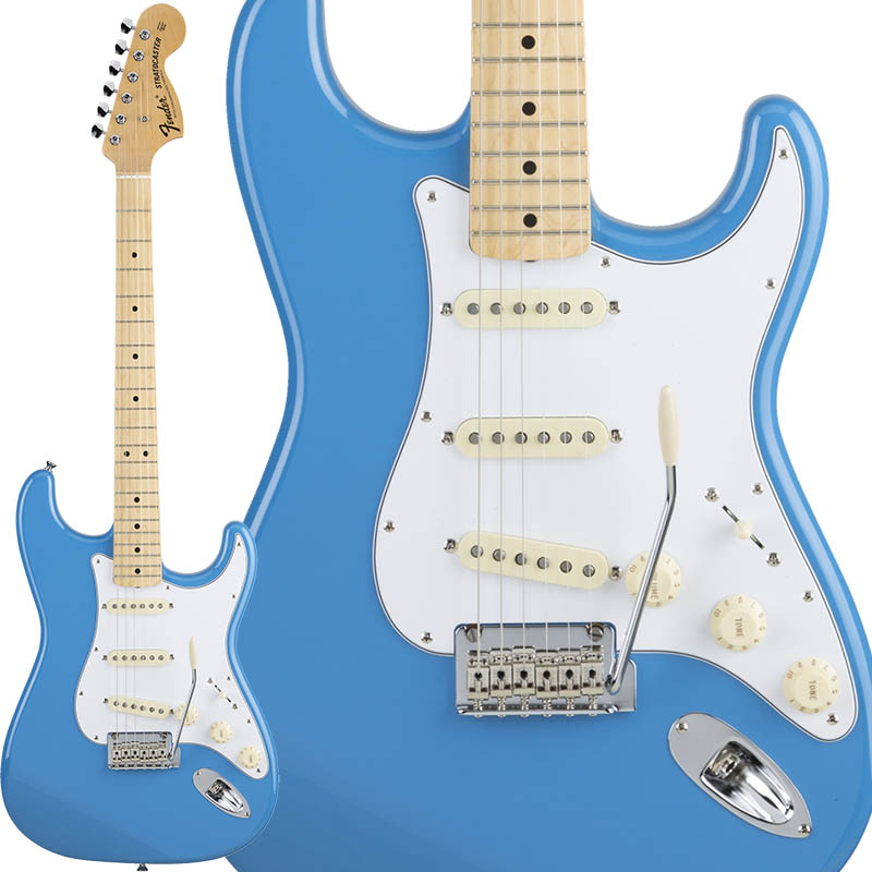 Fender Made in Japan Hybrid 68 Stratocaster (California Blue) [Made in Japan] 【ikbp5】