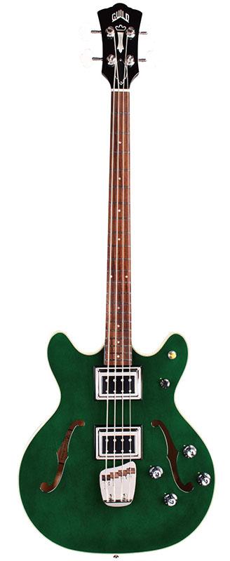 GUILD STARFIRE BASS II (Emerald Green)