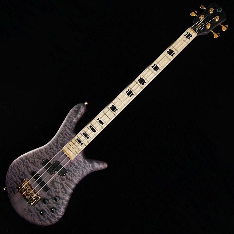 Spector Euro 4 LX (Ultra Violet Matte/Maple fingerboard)