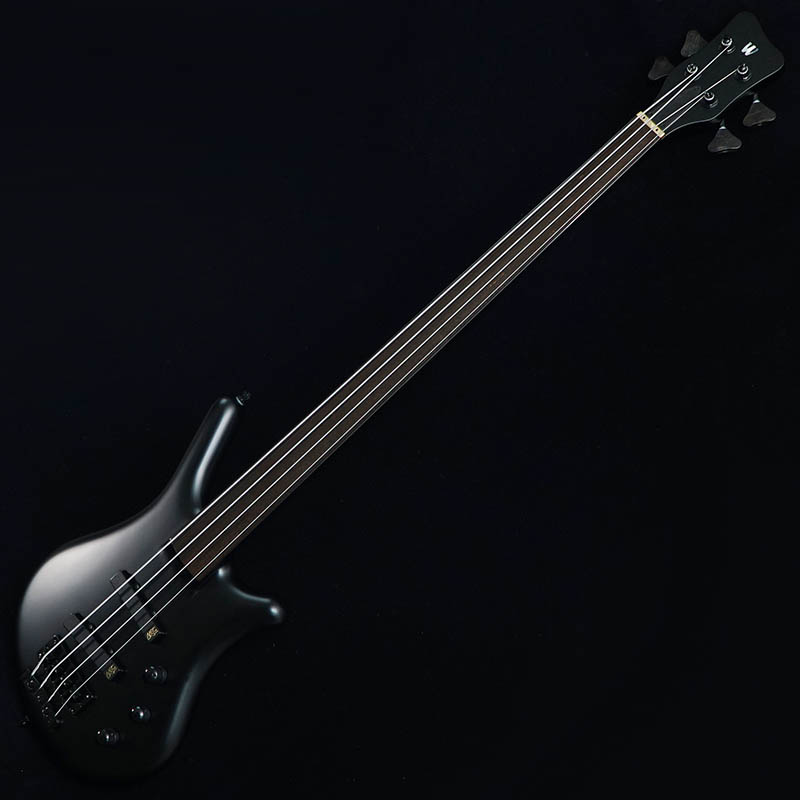 "Warwick Custom Shop Thumb Bass NT 4st Fretless ""ALL BLACK"" 【Factory Order Model 豪華特典!】"