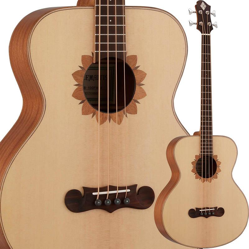 Zemaitis Electoric Acoustic Bass CAJB-100FW-E [Jumbo Bass]