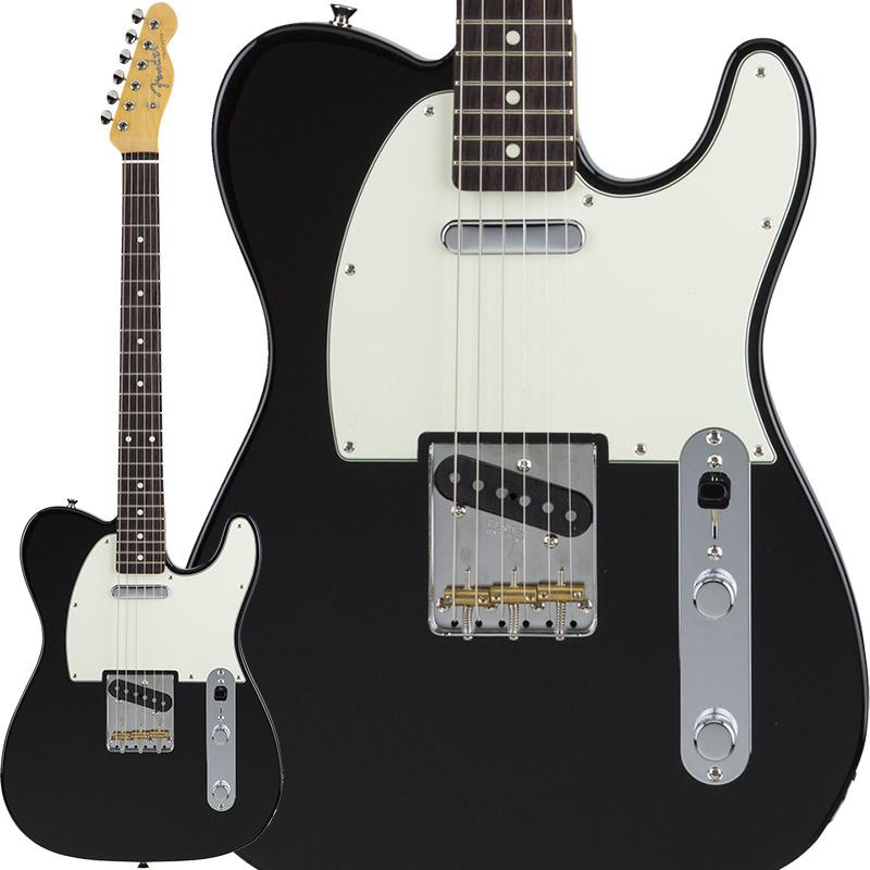 Fender Made in Japan Hybrid 60s Telecaster (Black) [Made in Japan] 【ikbp5】