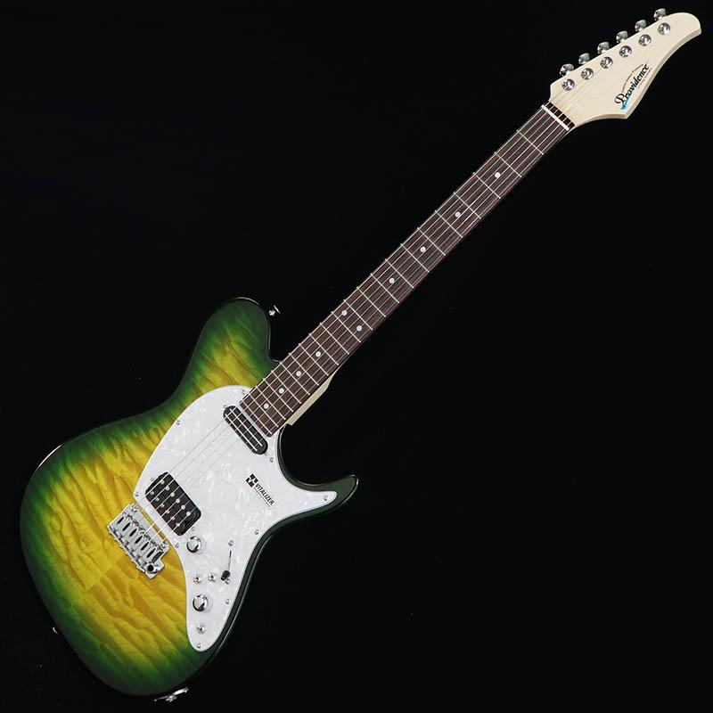 Providence Guitar eH-202TRSC (Chameleon Sunburst) [IKEBE ORDER COLOR MODEL]
