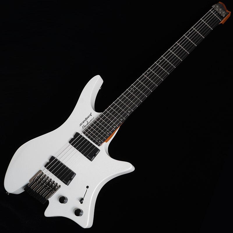 Strandberg Boden Metal 7 (White Pearl)