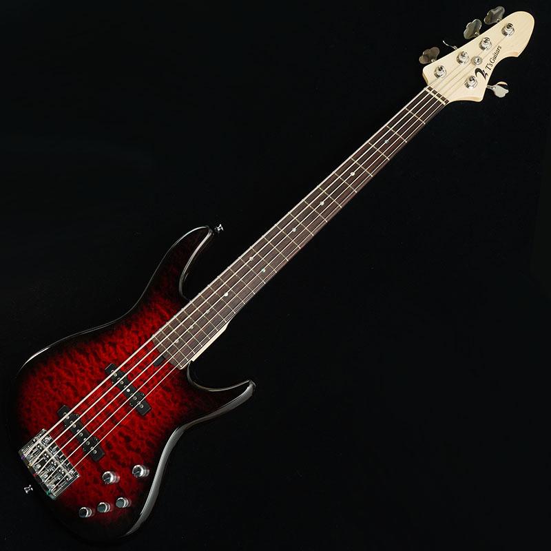 T's Guitars Omni Bass 5/22 R/Alder
