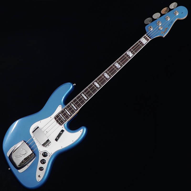 Fender USA Custom Shop Team Built Series '67 Jazz Bass NOS (Lake Placid Blue/Matching Head) 【ikbp5】
