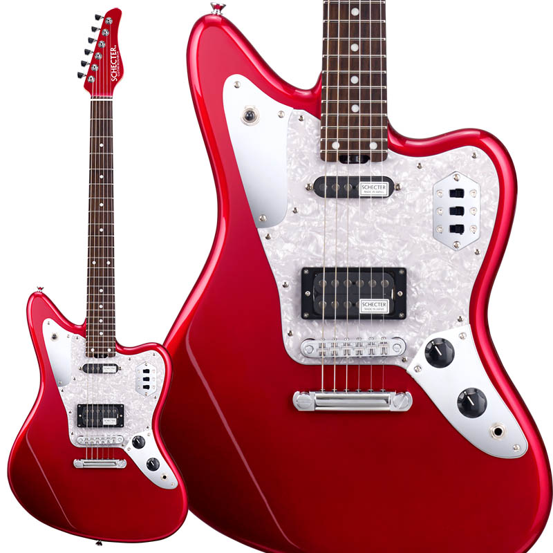 SCHECTER AR Series AR-06 (Candy Apple Red)