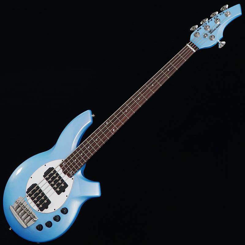 MUSICMAN Bongo 5 HH (Sky Blue) 【特価】