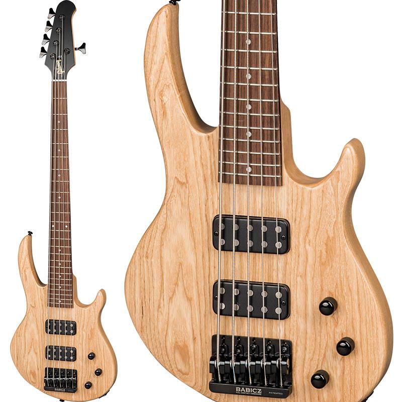 Gibson EB Bass 5-String 2018 (Natural Satin) 【ikbp5】