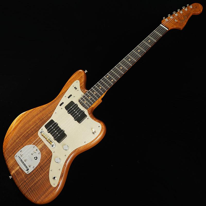 Fender USA Custom Shop 2018 Artisan Collection KOA Jazzmaster (Aged Natural) 【商談会選定品】 【ikbp5】