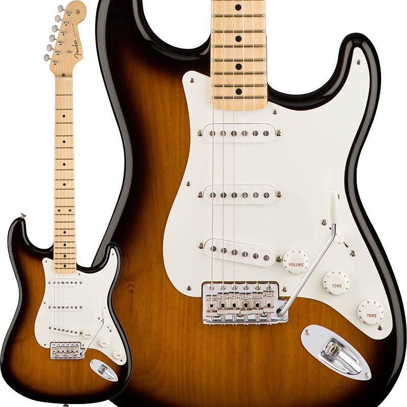 Fender American Original '50s Stratocaster (2-Color Sunburst) [Made In USA] 【ikbp5】 【FENDER THE AUTUMN-WINTER 2018 CAMPAIGN】