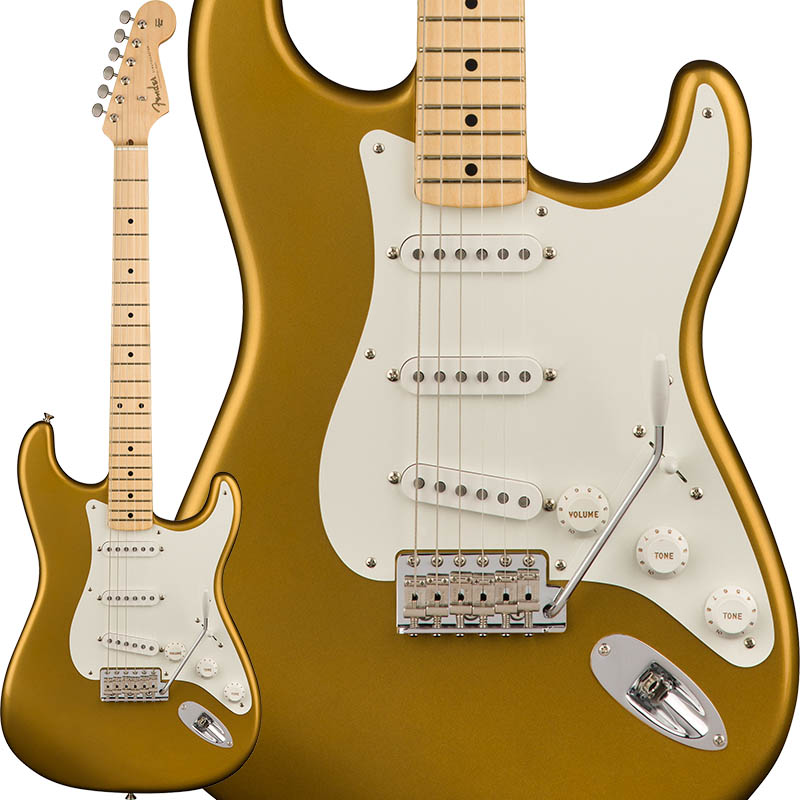 Fender American Original '50s Stratocaster (Aztec Gold) [Made In USA] 【ikbp5】