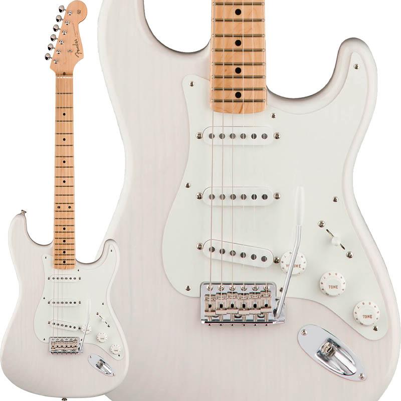 Fender American Original '50s Stratocaster (White Blonde) [Made In USA] 【ikbp5】