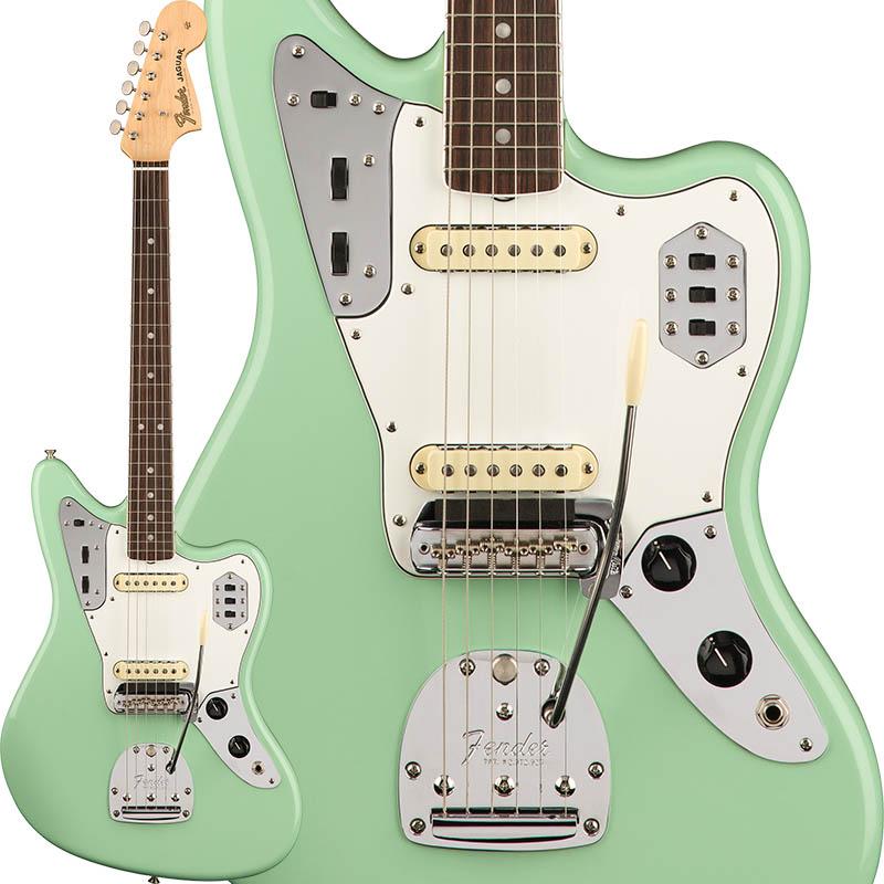 Fender American Original '60s Jaguar (Surf Green) [Made In USA] 【ikbp5】