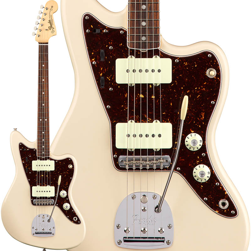 Fender American Original '60s Jazzmaster (Olympic White) [Made In USA] 【特価】