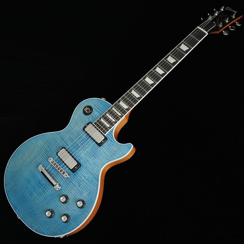 Gibson Les Paul Deluxe Player Plus 2018 (Satin Ocean Blue) 【ikbp5】
