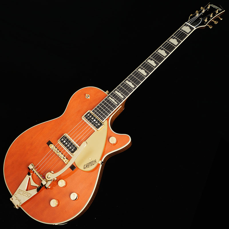 GRETSCH IKEBE ORIGINAL G6128TDS GLD FSR Duo Jet (Orange Stain) 【イケベオーダーで実現した特別なDuo Jet!】