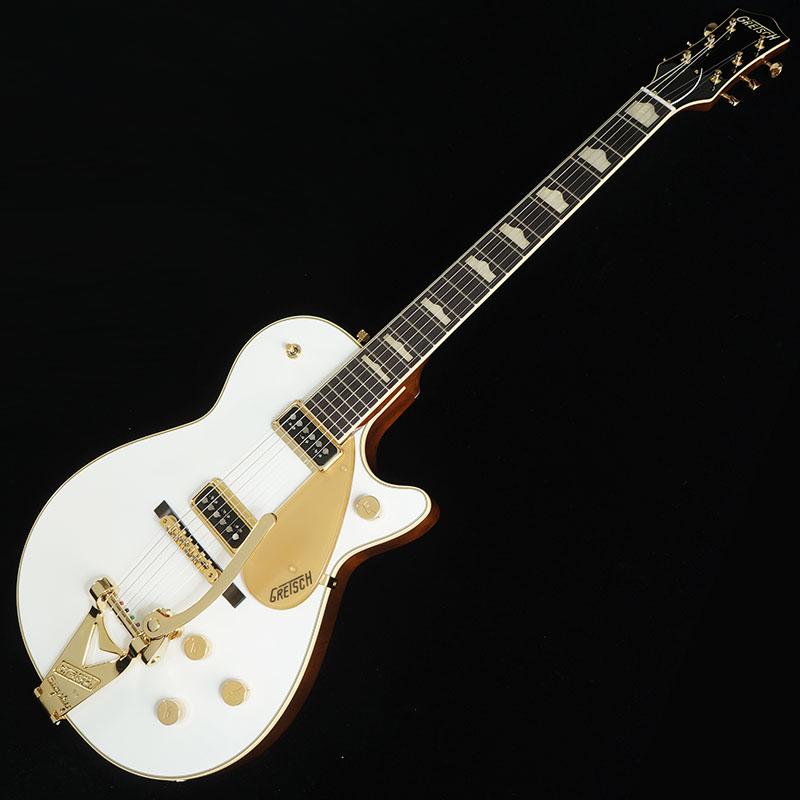 【エレキギター】 GRETSCH G6128TDS GLD FSR Duo Jet (White) 【特価】