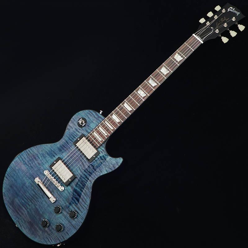 Gibson Custom Shop Limited Run Les Paul Class 5 Figured Top (Peacock Blue) [#CS702313] 【ikbp5】