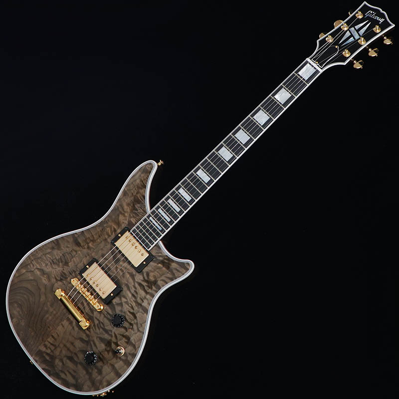 Gibson Custom Shop Modern Double Cut Custom 3A Quilt Top (DC Rust/GH) 【特価】
