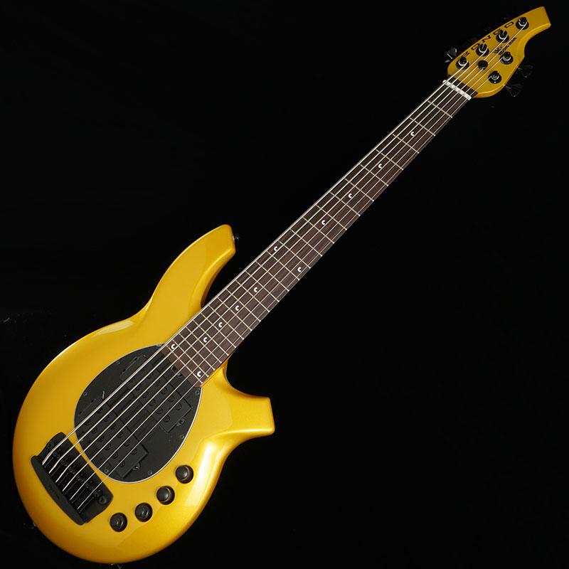 MUSICMAN Bongo 6 HH (Firemist Gold) 【bassgwp5】