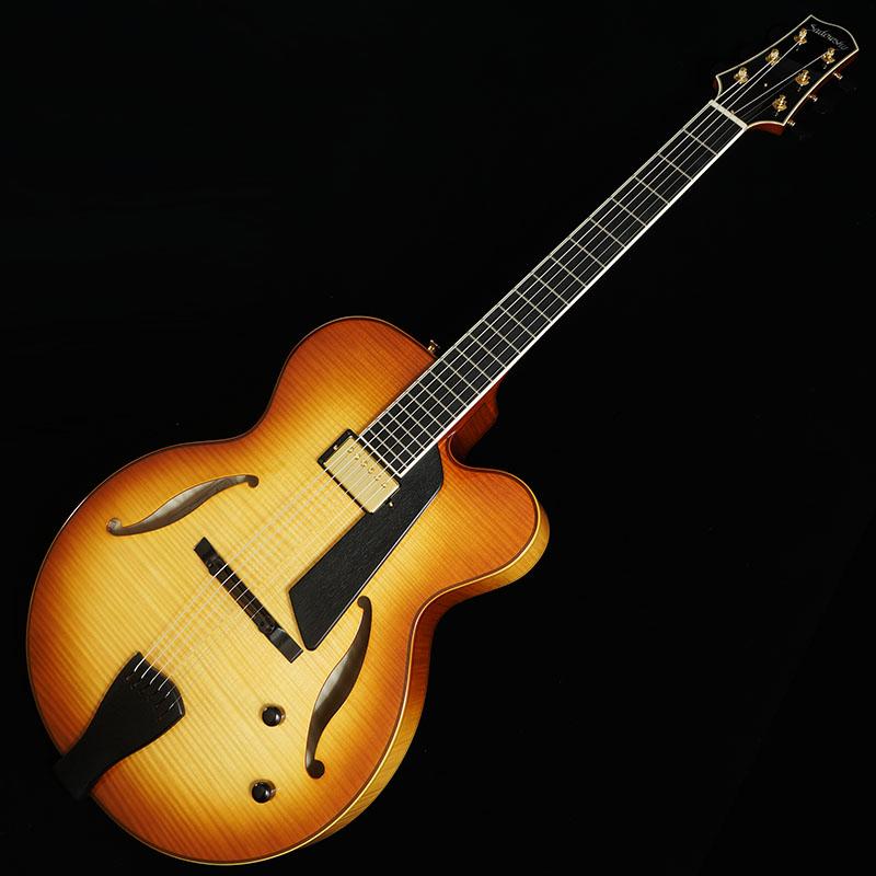 Sadowsky Guitars Archtops Series Jim Hall Model (Caramel Burst)