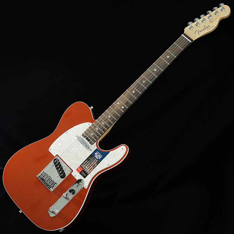 Fender American Elite Telecaster (Autumn Blaze Metallic/Rosewood) [Made In USA] 【生産完了特価】