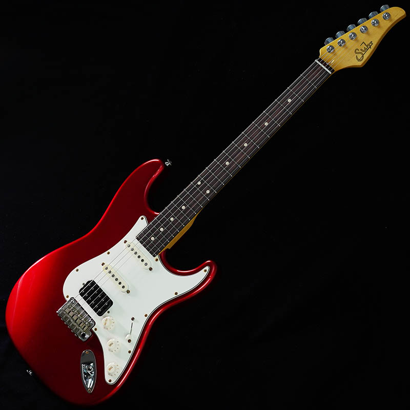 Suhr Guitars Limited Edition Pro Series Classic Antique SSH (Candy Apple Red/Rosewood) [#JS1M0R]