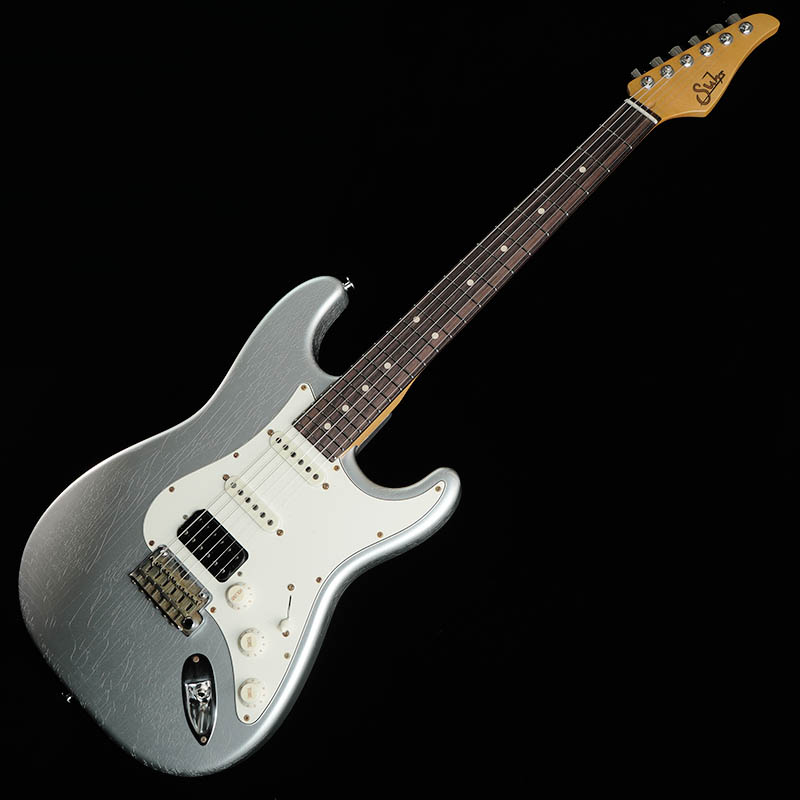 Suhr Guitars Limited Edition Pro Series Classic Antique SSH (Firemist Silver/Rosewood) [#JS4W9A]