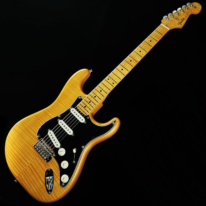 Fender Shop Custom Shop American Custom Stratocaster Custom Flame Top Flame/Ash Back (Aged Natural/Maple)【展示品処分特価】, オロビアンコ専門店【aurea】:f8877a5d --- thomas-cortesi.com