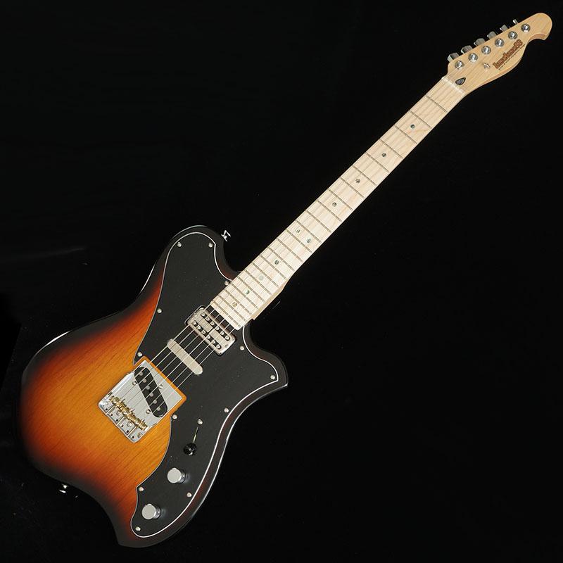 kusakusa88 Neo Country Style Standard Schnauzer (3-Tone Sunburst/Maple)
