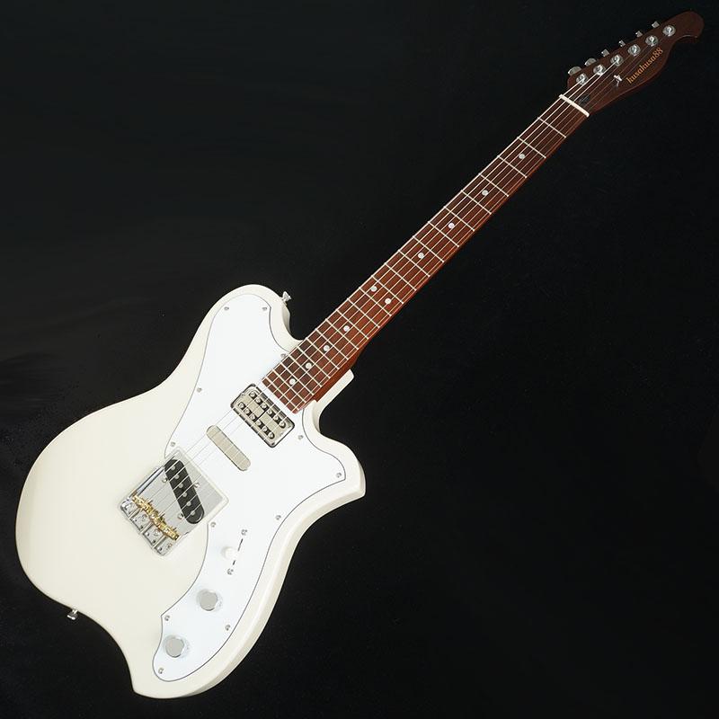 "kusakusa88 Neo Country Style White Schnauzer ""Roasted Maple Neck"" (Vintage White)"