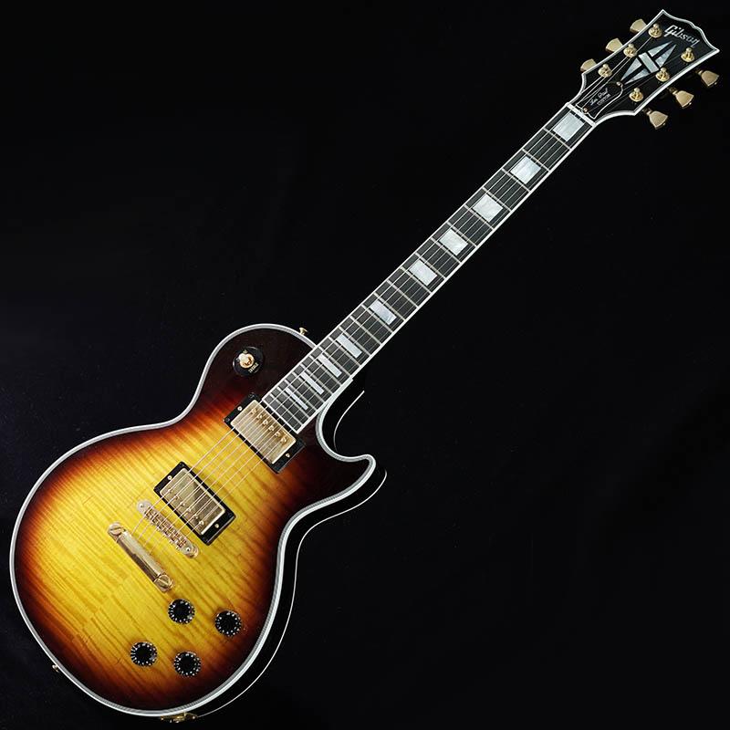 Gibson CUSTOM SHOP Les Paul Custom Figured (Vintage Sunburst) 【特価】