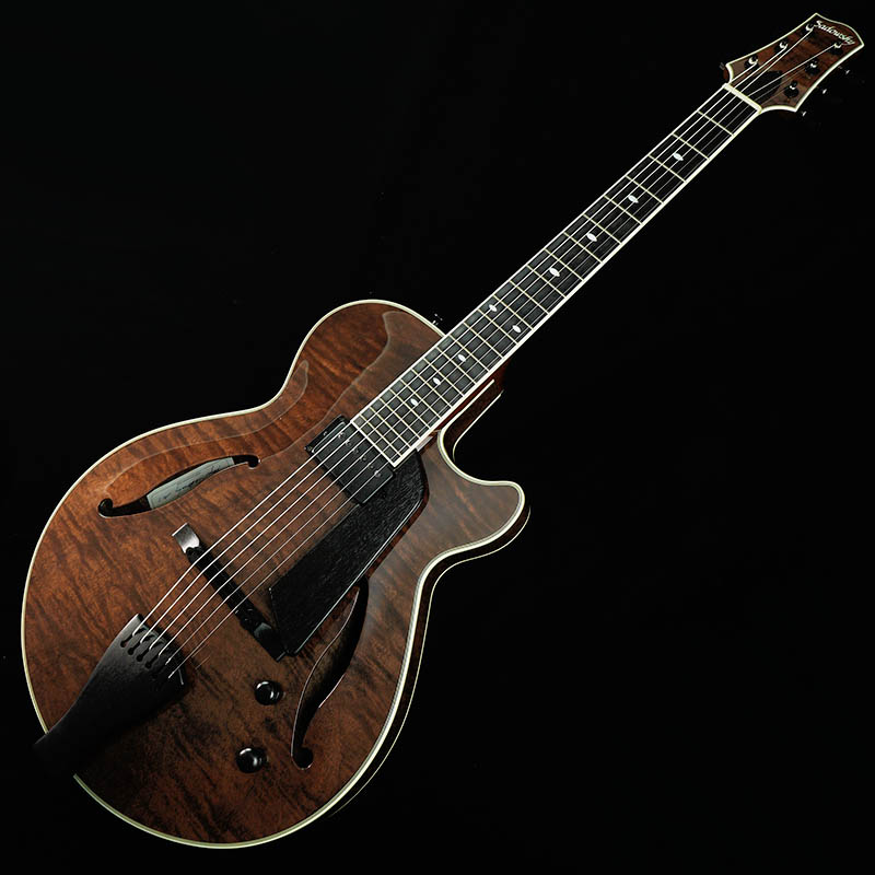 """Sadowsky Guitars IKEBE ORIGINAL ORDER Archtops Series One Of Limited SS-15 """"Claro Walnut"""""""