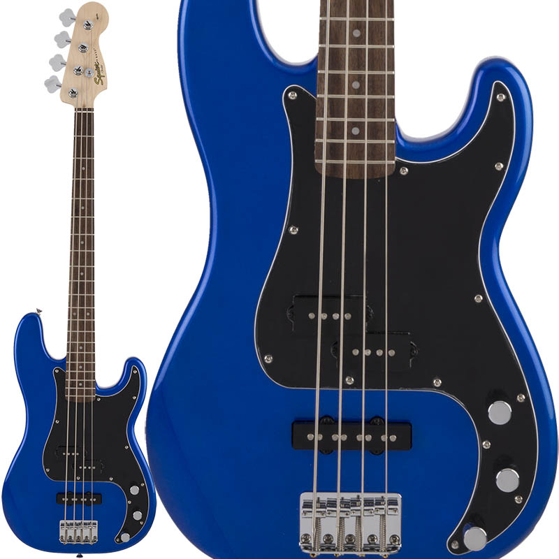 Squier by Fender Affinity Series Precision Bass PJ (Imperial Blue/Laurel Fingerboard) [限定カラー]