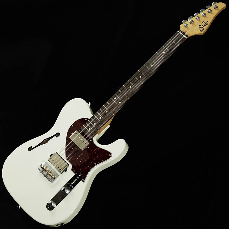 Suhr Guitars Limited Edition ALT T PRO ROSEWOOD (Olympic White) [#JS5M0P]