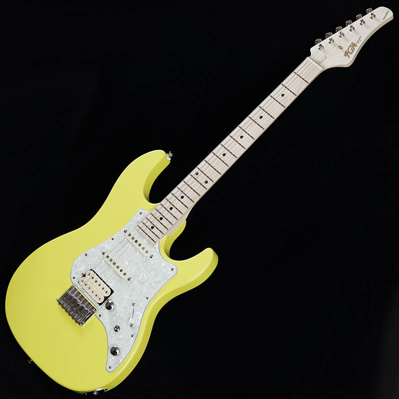 "FUJIGEN Boundary ODYSSEY BOS-M (Old Canary Yellow) 【数量限定""フジゲン特製クロスセット""プレゼント キャンペーン】"