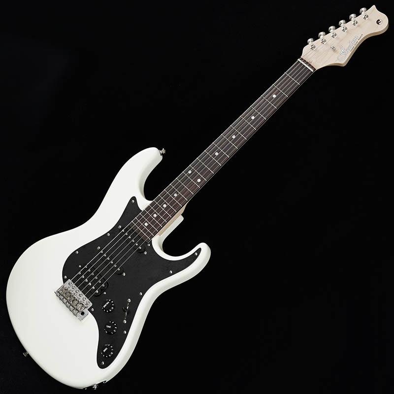 Freedom Custom Guitar Research EZa SSH/Alder/R (Off White w/Black Pickguard)