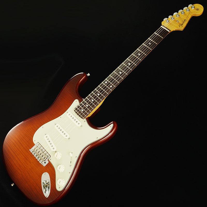 Fender Custom Shop American Custom Stratocaster Flame Top/Alder Back (Violin Burst/Rosewood) 【特価】