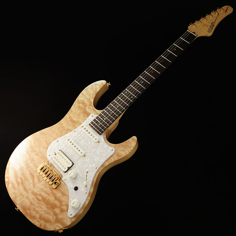 "FUJIGEN IKEBE ORDER EXPERT EOS Selected Quilt Maple/Flame Maple Neck (Natural) [#D180581] 【数量限定""フジゲン特製クロスセット""プレゼント キャンペーン】 【フジゲン特製革ピックホルダー・プレゼント!】 【期間限定プライス】"