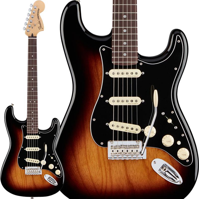 Fender Deluxe Stratocaster (2-Color Sunburst/Pau Ferro) [Made In Mexico] 【特価】