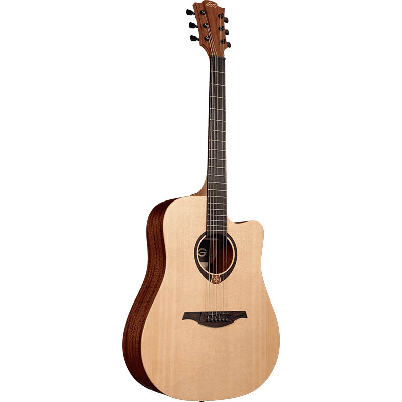LAG Guitars T70DC [TRAMONTANE 70 / DREADNOUGHT CUTAWAY]