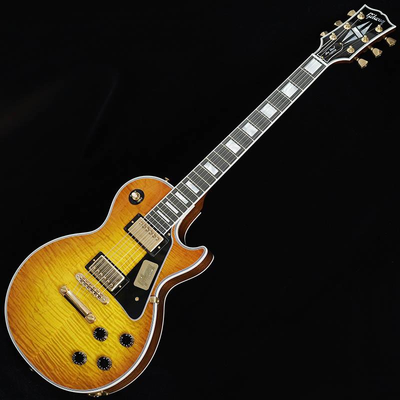 Gibson CUSTOM SHOP Les Paul Custom Figured (Honey Burst) 【特価】