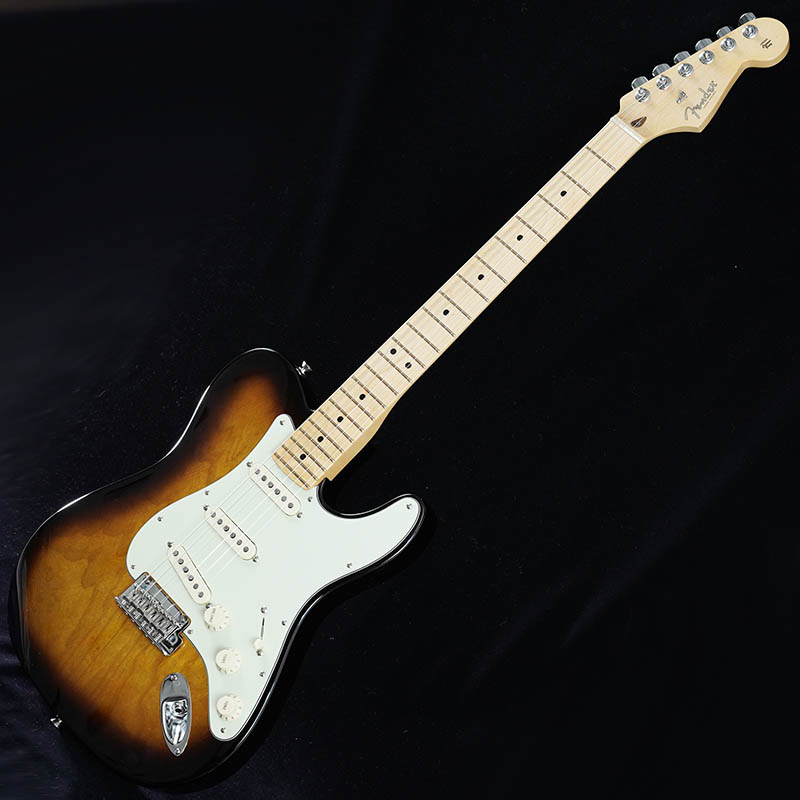Fender Limited Edition Strat-Tele Hybrid (2-Color Sunburst/Maple) [Made In USA] 【ikbp5】