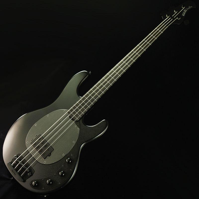 MUSICMAN Stingray Lined Fretless (Stealth Black) [フレットレス・ベース] 【bassgwp5】