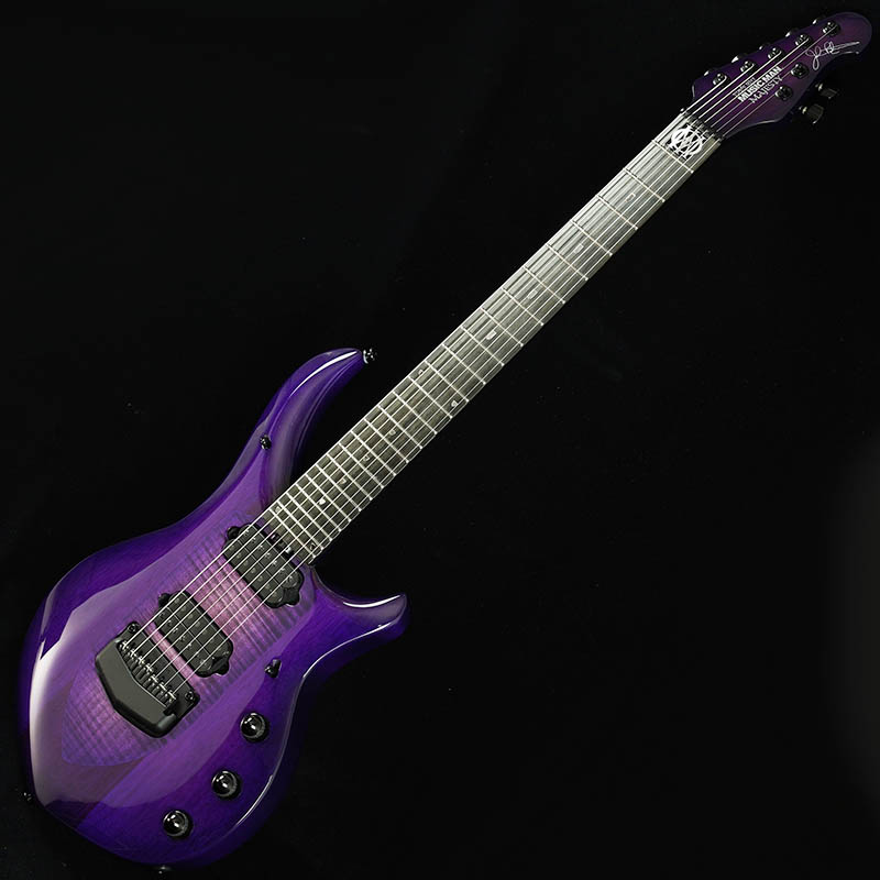 MUSICMAN Majesty Monarchy 7 (Majestic Purple/Matte Black Hardware)