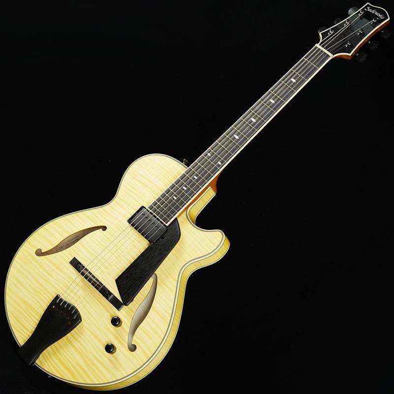 Sadowsky Guitars Archtops Series SS-15 (Vintage Amber)